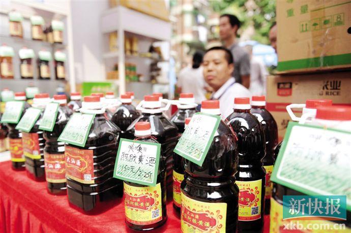■客家阿胶黄酒让利销售回馈热心街坊。