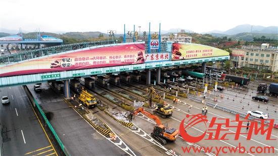 今年国庆粤北站迎来送往超过30万车次