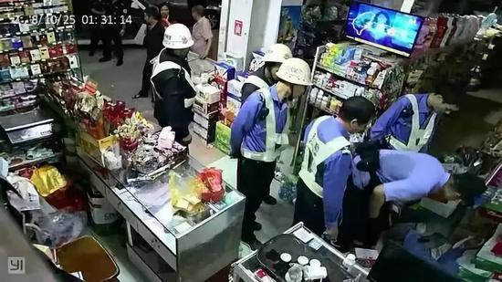 10月25日晚,记者从东莞市公安局高埗分局了解到,警方已以刑事案件立案。