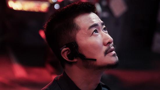 吴京出演电影《流浪地球》。图片来网络