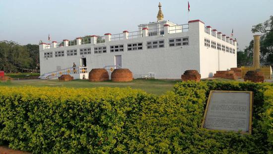蓝毗尼摩耶夫人庙
