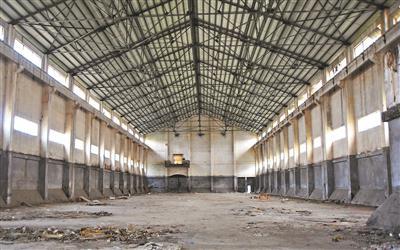 华侨糖厂旧址(拱形仓库)于2014年被列为广州市历史建筑。