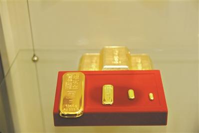 金条是投资者的重要投资渠道。