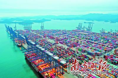 抓住机遇 粤港澳大湾区可成为全球最大自贸区