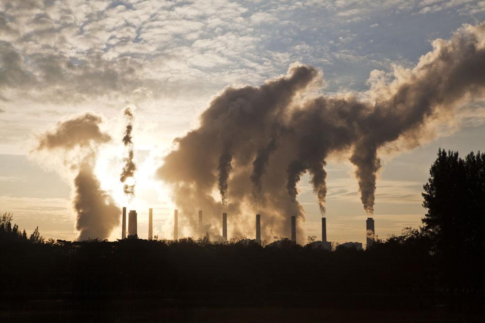 以奖代补 企业防治大气污染可获政府资金奖励