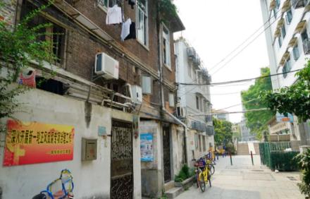 这是国民政府两广监察史刘候武的住处
