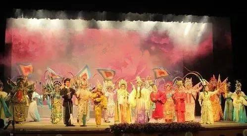 沙湾粤剧(图片来源于广府文化研究网)