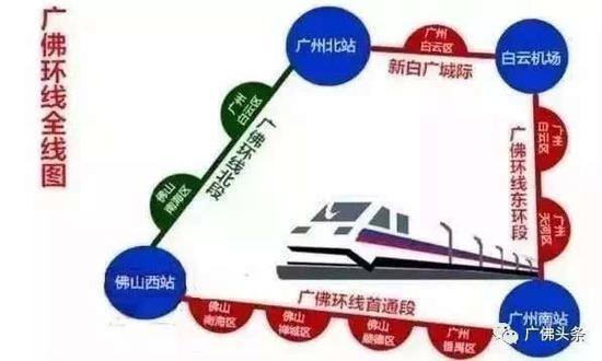 未来广州南站→白云机场仅需半小时