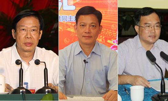 汤锡坤、李庆雄、卢淳杰(左起)