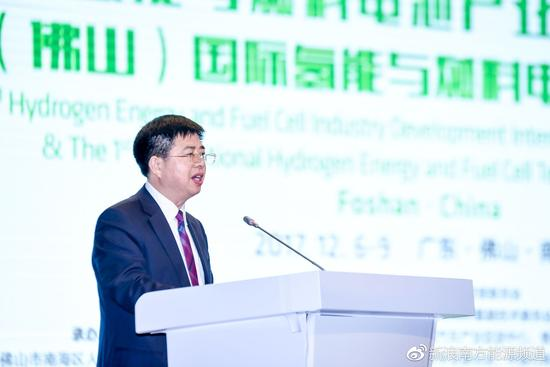 (国家标准化管理委员会副主任 陈洪俊)