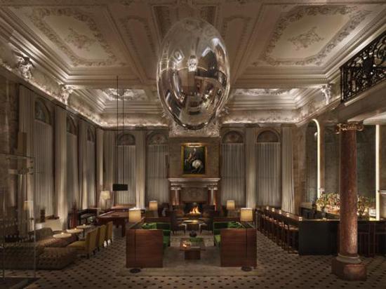 伦敦艾迪森酒店宴会厅