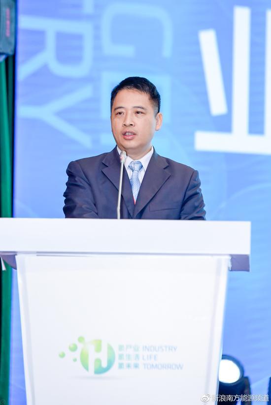 (佛山市委常委、南海区委书记 黄志豪)