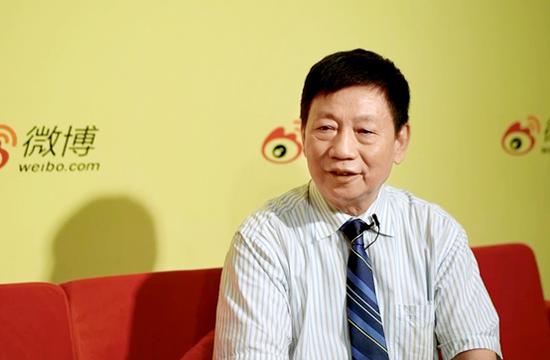 广东省中医院名誉院长吕玉波做客新浪广东直播间 摄影/陈丰毅