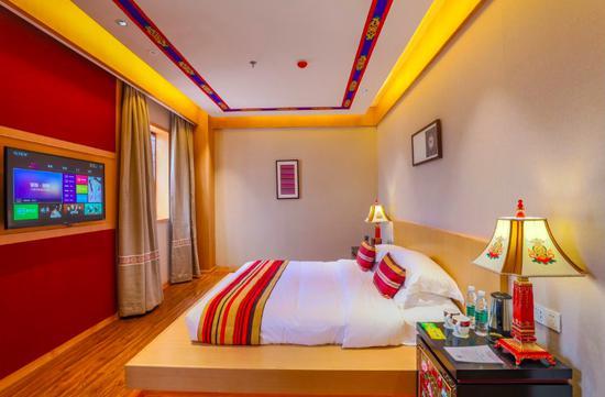 藏文化主题酒店