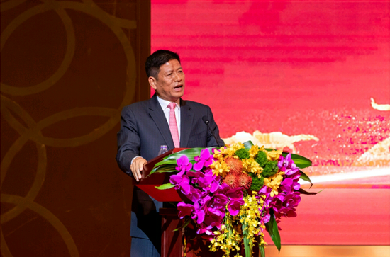 长隆集团董事长苏志刚表示,长隆致力于让全球马戏人才在长隆实现交流