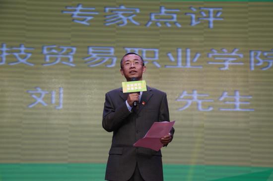 社会组织专家刘忠点评