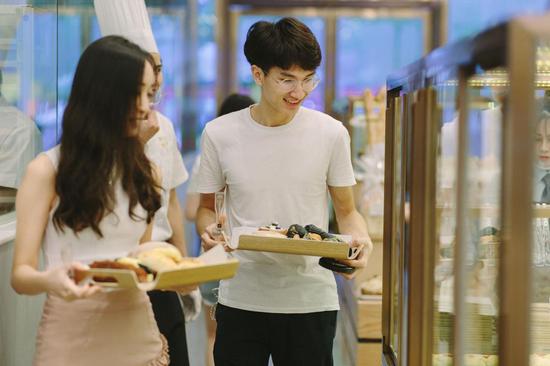 年轻家庭对面包和茶饮的需求正在上升