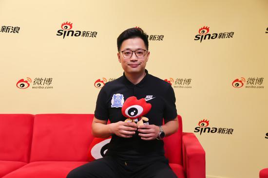 广州富力足球俱乐部媒体总监 曾峥