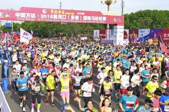 2018奔跑中国·东营站