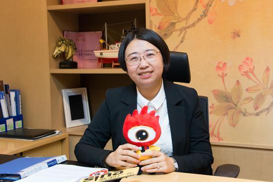 广东安华美博商业经营管理有限公司总经理刘婧