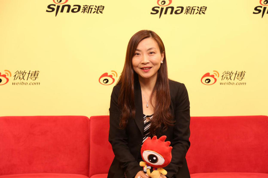 汇丰中国小企业银行总经理 傅怡娜