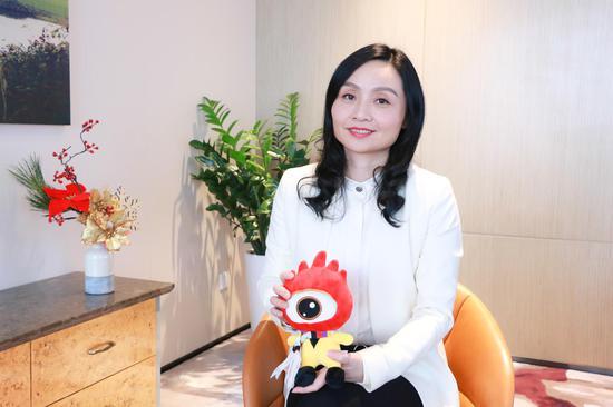 侨鑫集团营销总监 韦凤君