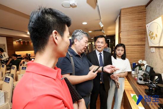家庭消毒新帮手亮相广州高端百货 带来消毒新体验