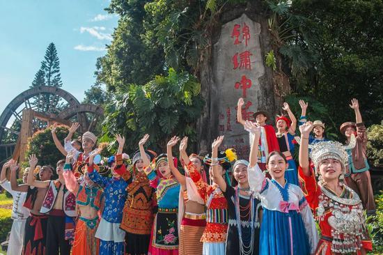 深圳锦绣中华·中国民俗文化村