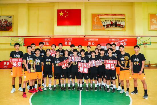 2020年广东省中学生篮球锦标赛高中组圆满落幕