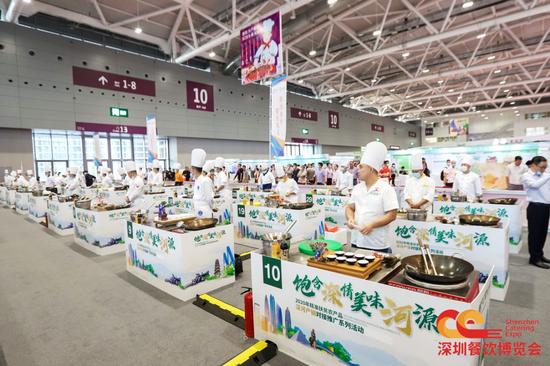后疫情时代餐饮业的快速复苏 2020第三届深圳餐博会盛大开展
