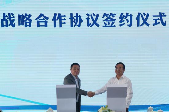 广州商学院与中国建设银行广州分行签订战略合作协议