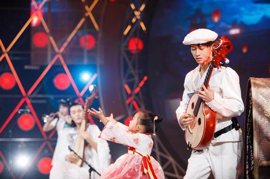 """《国乐大典》""""成团""""竞演正式打响 释放无限国乐青春能量"""