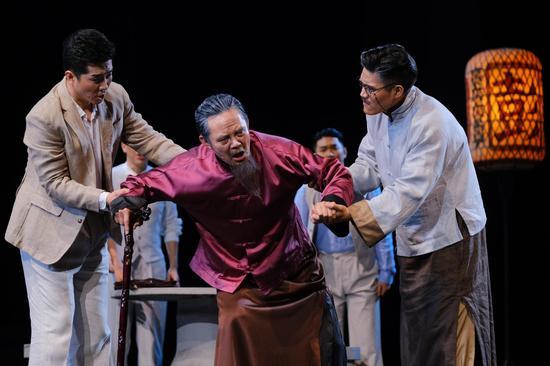 第十四届广东省艺术节开幕 122个剧目精彩纷呈