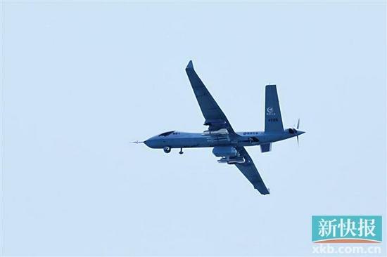 翼龙-2无人机