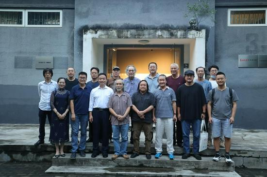 羊城晚报艺术研究院中国大写意名家邀请展启动