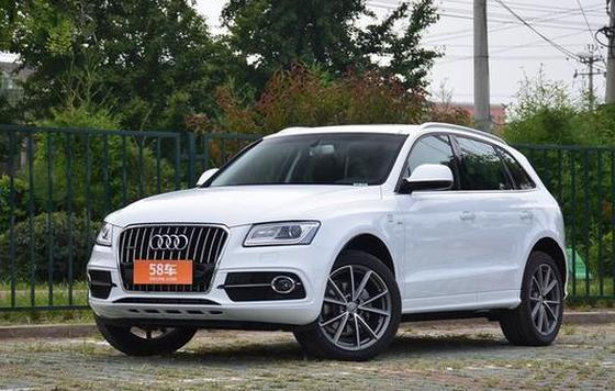 奧迪Q5現車在售 購車優惠6.78萬元