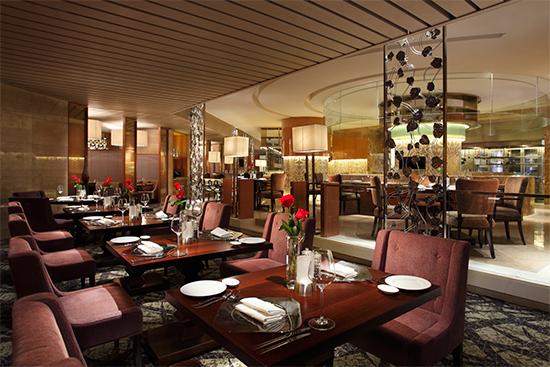 餐厅布置优雅