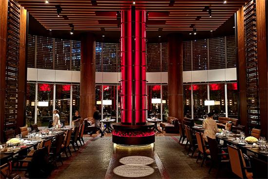 CHAR餐厅大厅