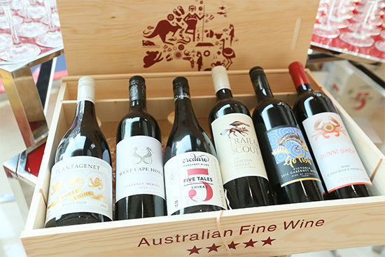 澳洲进口优质葡萄酒