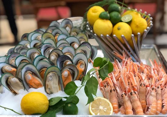 新西兰海鲜产品