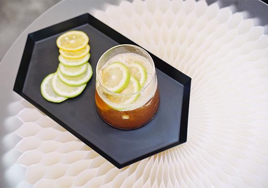 New Mix地表柠檬茶