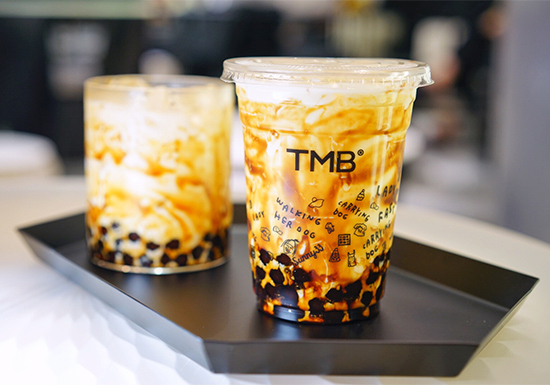 Mix Series 日本001奶茶
