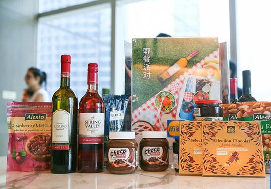 历德超市不仅能为消费者精选葡萄酒,还有更多的精选品类