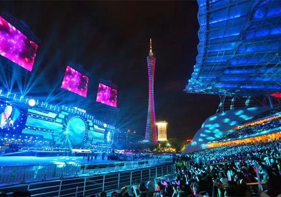 一汽-大众探岳 标记你的时代2019广州超级跨年