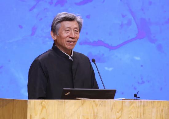 中国美术家协会主席、中央美术学院院长范迪安