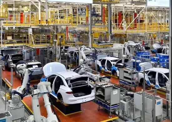 广汽总体产能恢复比例约为60%,全年预计增长3%