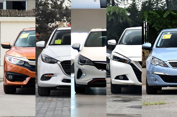 5款近10万最值得买的运动紧凑车型