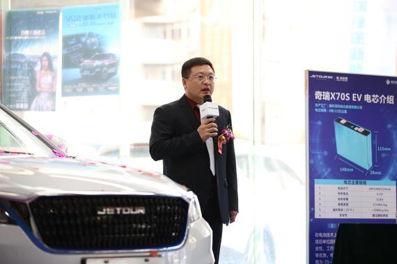 广州君安智慧店总经理 张志鹏 先生产品讲解