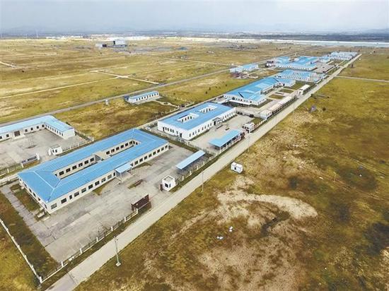 中委广东石化炼化一体化项目现场 本文图均为 深圳特区报 图