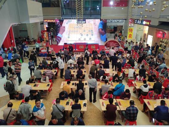 梦里水乡·里水镇第一届智力运动会举行